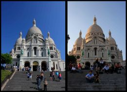 The Sacre-Coeur